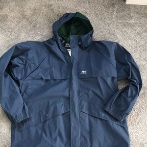 Helly Hensen Rain Coat